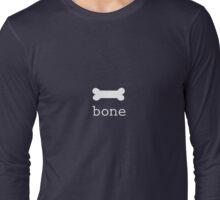 A bone Long Sleeve T-Shirt