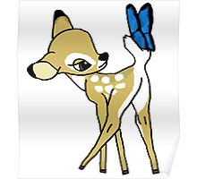 Bambi x Life is Strange Poster