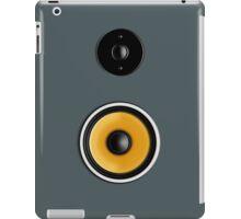 Human Beatbox Loudspeaker  iPad Case/Skin
