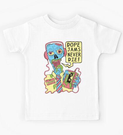 Dope Jams Zombie Kids Tee