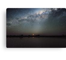 Tyrrel - Night Sky Canvas Print