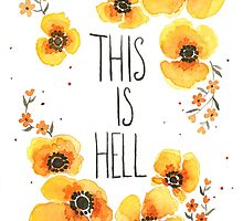 This is Hell by Kiri Moth