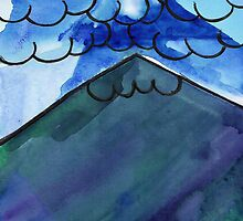 Blue Mountain by agenderobot