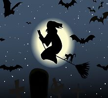 The Witch by Arizonagirl