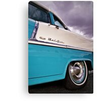 Chevy Bel Air Canvas Print