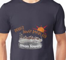 Rubber Dingy Rapids Unisex T-Shirt