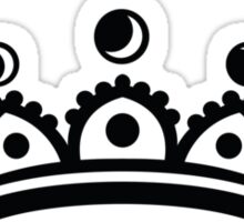 I Needed A Crown Sticker