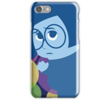 Sadness (Inside Out) iPhone Case/Skin