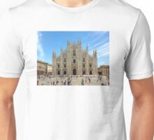 Milan Cathedral, ITALY Unisex T-Shirt
