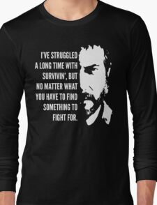 The Last of Us - Something to Fight For Long Sleeve T-Shirt