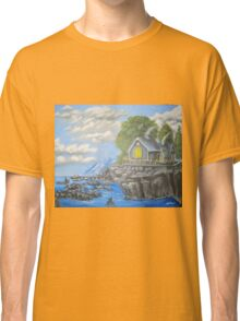 House by the Water Classic T-Shirt