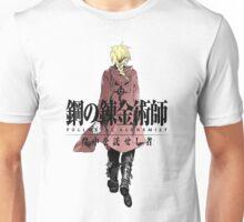 Edward Elric - Fullmetal alchemist Unisex T-Shirt