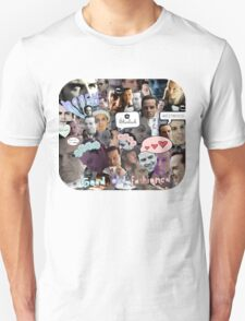 Moriarty (Collage) T-Shirt