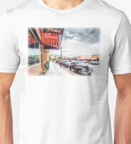 Downtown Cody Unisex T-Shirt