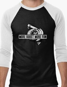 More boost Men's Baseball ¾ T-Shirt