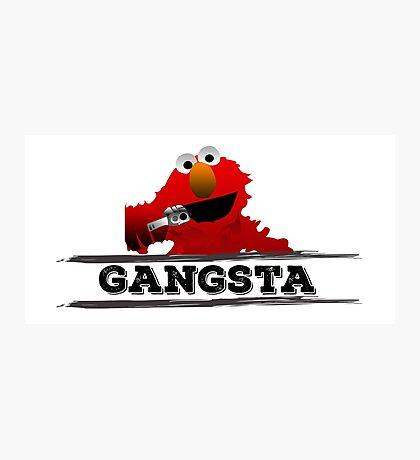Gangsta Photographic Print