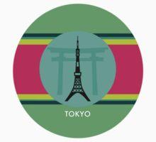TOKYO Kids Tee