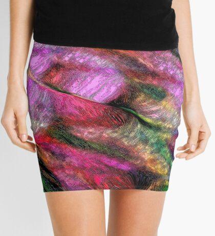 The Play of Light Mini Skirt
