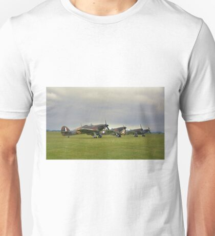 Flight Line Unisex T-Shirt