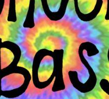 Tiedye Chuck Bass Heart - Gossip Girl Sticker
