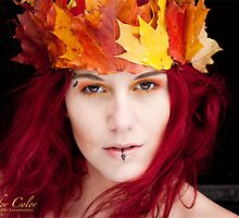 Autumn Titania by Moijra