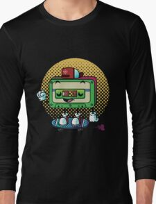 Cassette Love Long Sleeve T-Shirt