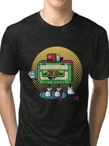 Cassette Love Tri-blend T-Shirt