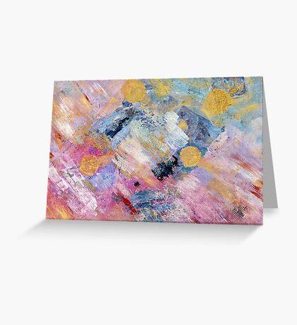 Stratosphere Greeting Card