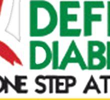 Juvenile Diabetes Research Foundation - AGD Sticker