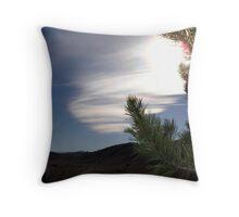 Colorado Sundog Throw Pillow