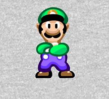Luigi 16 Bit T-Shirt