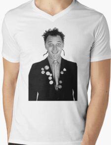 Darling Fascist Bully boy Mens V-Neck T-Shirt
