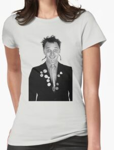 Darling Fascist Bully boy Womens Fitted T-Shirt