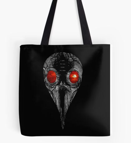 i love the calm before the storm Tote Bag