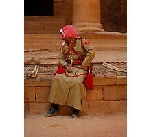 Petra Police Photographic Print