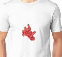 Reaching Pop-Art Hand Unisex T-Shirt
