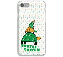 Turtle Tower iPhone Case/Skin