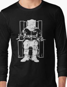 Death Row (White Chair) Long Sleeve T-Shirt