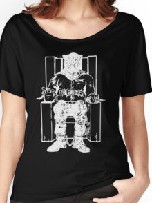 Death Row (White Chair) Women's Relaxed Fit T-Shirt