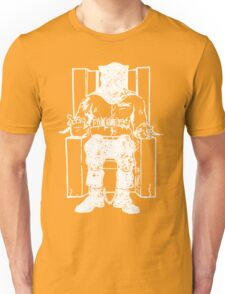 Death Row (White Chair) Unisex T-Shirt