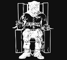Death Row (White Chair) Unisex T-Shirt