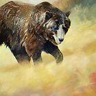 Grizz by Will Vandenberg