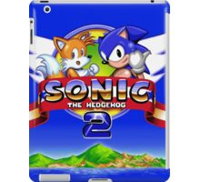 Sonic & Tails iPad Case/Skin