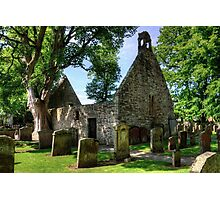 Alloway Auld Kirk Photographic Print