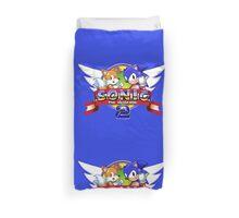 Sonic & Tails Duvet Cover