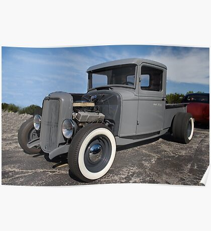 1933 Ford Pick Up Poster