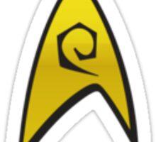 Star Trek TOS, Engineering Sticker