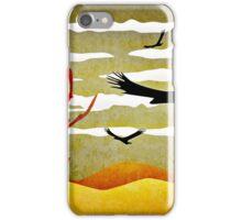 Eagles Flying iPhone Case/Skin