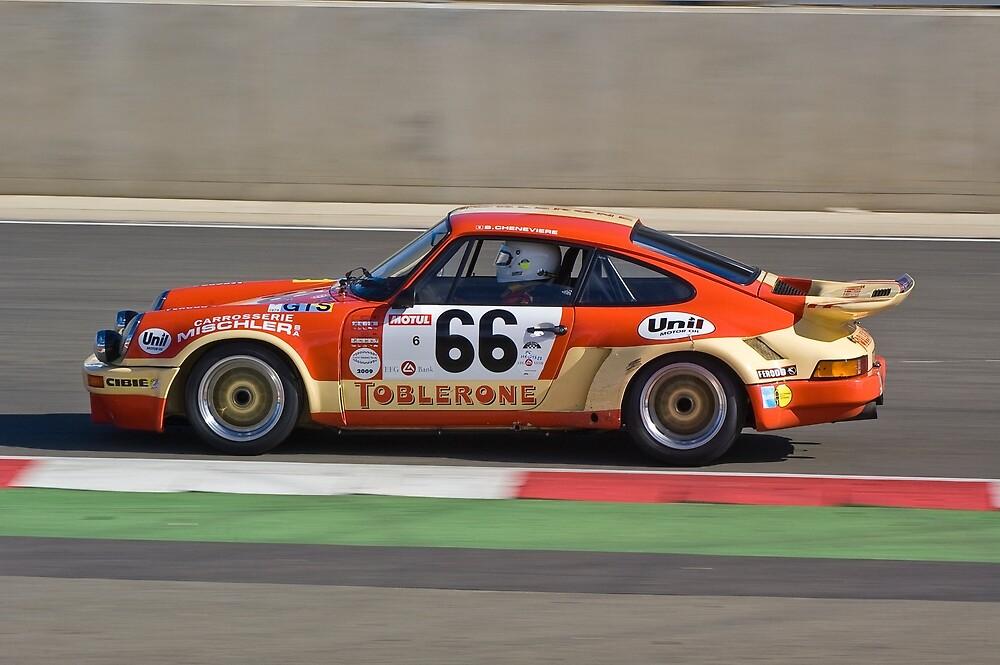 Porsche 911 RSR 3.0 Litre by Willie Jackson