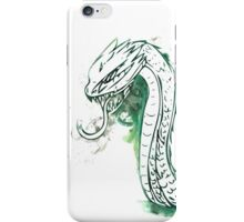 Harry Potter Basilisk iPhone Case/Skin